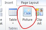 1-Click-on-insert-tab-and-then-select-picture1