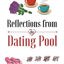 Reflections from the Dating Pool book cover